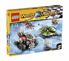 LEGO World Racers - Wreckage Road Building Set 8863 NEW NIB Retired Sealed