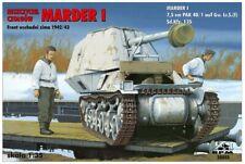 MARDER I tank destroyer 'Russia 42' - RPM 35055 - 1/35 plastic model kits