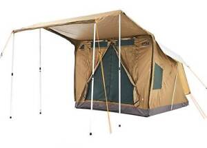 Oztent Eyre E2 tent in excellent condition with easy setup