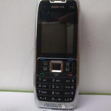 "Unlocked Nokia E51 3G 2.0"" LCD 2MP Camera Bluetooth Good Condition Silver Black"