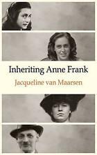 Very Good, Inheriting Anne Frank, Jacqueline Van Maarsen, Book