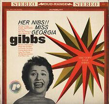 "GEORGIA GIBBS ""HER NIBS !! MISS GEORGIA"" VOCAL JAZZ LP"