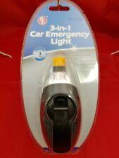 3-IN-1 Emergency Car Auto Tool Seat Belt cutter, Window Punch 3 LED Dynamo Light