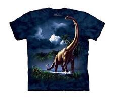 The Mountain Brachiosaurus 100% Cotton Kid's Youth T-Shirt Sizes S-M-L-Xl Nwt