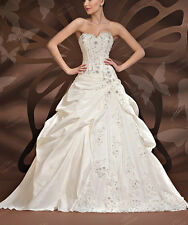 2014-16 Abiti da Sposa vestito nozze sera wedding evening dress