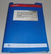 Werkstatthandbuch VW Golf IV, Bora Radio, Telefon, Navigation