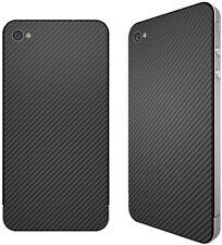 Easiskins Custom Skin For iPhone 4/4S - Carbon Black NEW