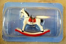 Collectable Dolls House Accessories - Del Prado Rocking Horse  - BNIP
