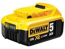 Dewalt DCB184 18V 5.0Ah XR Lithium-Ion Slide Battery 18 Volt Li-Ion