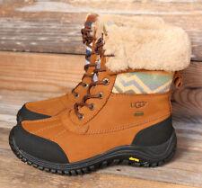 UGG Australia Womens Adirondack Pendleton Snow Rain WP Boots US 8 UK 6.5 EU 39