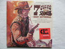 "LP 33T EDDY MITCHELL ""7 Colts Pour Schmoll"" BARCLAY 80 370 FRANCE §"