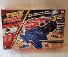 Trix Trux Monster Truck Flip, Climb and Zip Line Set Age 3+