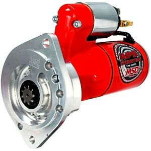 50901 MSD Starter New for F350 Truck Falcon Galaxie LTD Mustang Ford F-350 500