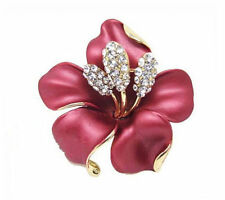 Rhinestone Fashion Brooches