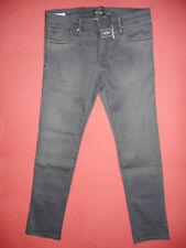 Jack & Jones GLENN Slim Fit Super Stretch W36 L34  Mens Grey Denim Jeans     N47