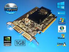 Dell XPS 430 7100 8000 8100 8300 8500 1GB Video Card mini-HDMI / Dual DVI