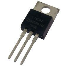 Irl1404z international rectifier MOSFET transistor 40v 75a 200w 0,0031r 854784
