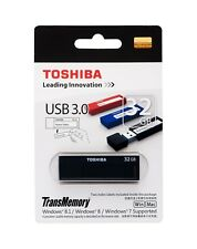 Toshiba 32 GB - USB 3.0 Flash Drive