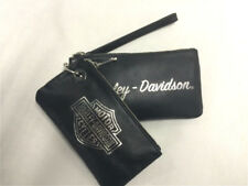 Harley-Davidson® Women's Set of 2 Leather Wristlet Clutch Purse HDWWA11565