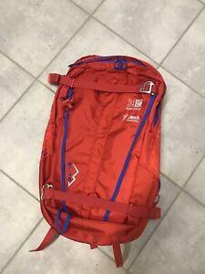 Karrimor ABS powder 22L Rucksack Skitour Daypack