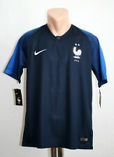 New France Jersey World Cup 2018 Nike Soccer size M Home French Football