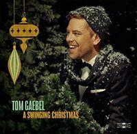 TOM GAEBEL - A SWINGING CHRISTMAS  CD NEW+