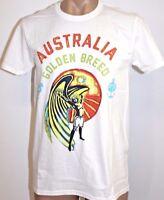 Men's Golden Breed Surf Australia Tee T-Shirt. Size S -  2XL. NWT, RRP $29.95.