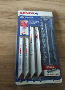 Lenox Metal Cutting Set 1497913RKM