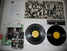 Rolling Stones Exile on Main Street Analog Mint '79 Japan ARCHIVE MASTER + CLEAN