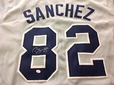 YANKEES 'GARY SANCHEZ SIGNED/AUTOGRAPHED BRAND NEW CUSTOM JERSEY!! COA
