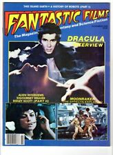 WoW! Fantastic Films #12 Alien! This Island Earth! Dracula! Moonraker! Robots!