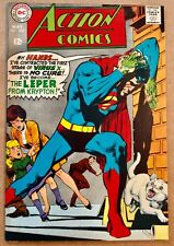 ACTION COMICS #363 (1968); Silver Age DC Superman Supergirl; Very Fine+