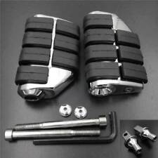 Foot Pegs Chrome 1 Pair fit For Victory High-Ball All Models Motorcycle Parts