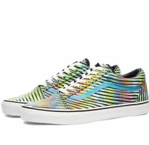 Vans Vault Old Skool Dx x Anderson Paak Venice Beach Skate Shoes Men's Size 10
