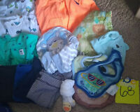 Boys Clothes 3 Months - Spring/Fall- Mixed Lot of 24 Pieces #68