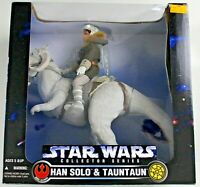 VTG Han Solo & Tauntaun - Star Wars: Collector Series Figure - Kenner