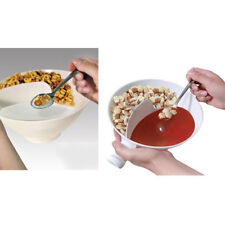 Never Soggy Cereal Bowl With The Spiral Design Just Anti Soggy Cereal Milk Bowl