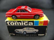 Tomica Tomy Japon n° 20 Nissan Skyline 2000 Turbo neuf en boîte 1/65 Mint in box