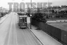 More details for 35mm negative llandudno double decker tram strassenbahn 14 1953