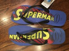 Brand NEW Havaianas Superman dip flop slippers size 9