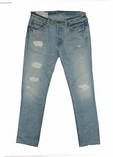 ***** PANTALONES VAQUEROS DESTROYED STYLE – ABERCROMBIE & FITCH *****