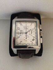 ZENITH PORT ROYAL V, EL PRIMERO, MENS LUXURY DRESS/SPORT AUTOMATIC WRISTWATCH