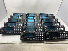 Lot Of 17 Ge Ericsson Ma Com Radio Control Head Kry101163214 Mw00d