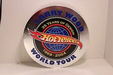 Hot Wheels 1/64 Larry Wood World Tour 4 Car Set NIB Packard VW Bug Olds 442