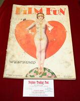 Film Fun Magazine (March 1928 Vol.47 #465)