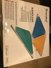 Light Panel Expansion Pack Wi-Fi Voice Controlled Dimmable Nanoleaf 3 Pieces New