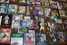 NICE PEYTON MANNING AUTO ROOKIE, INSERT, ETC. COLLECTION!!! 50 CARDS TOTAL!!!