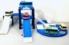 Tayo The Little Bus Track Play Set And Launchers