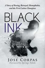 Black Ink by Jose Corpas (2016, Paperback)