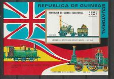 Guinea Ecuatorial - MNH - Treinen / Trains / Eisenbahn